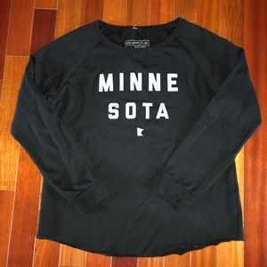 Sota Clothing black sweatshirt
